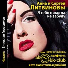 Слушать аудиокнигу Литвиновы Анна и Сергей - Я тебя никогда не забуду