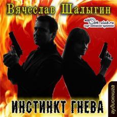 Слушать аудиокнигу Шалыгин Вячеслав - Инстинкт гнева