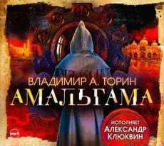 Слушать аудиокнигу Торин Владимир - Амальгама