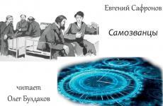 Слушать аудиокнигу Сафронов Евгений - Самозванцы