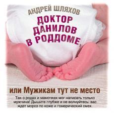 Слушать аудиокнигу Шляхов Андрей - Доктор Данилов в роддоме, или Мужикам тут не место